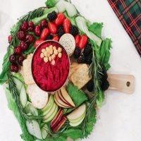 @desiliciousrd: The Best Plant Based Holiday Menu Ideas