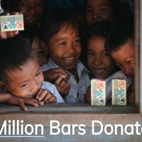 Eco-Soap Bank: 3 Million Bars Donated! @Samir_lakhani