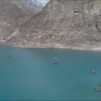 Imran Hunzai Photography: Attabad Lake, Gilgit-Baltistan @ihunzai