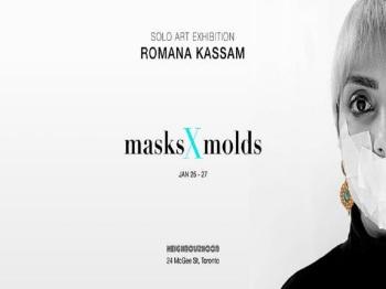 mask x molds