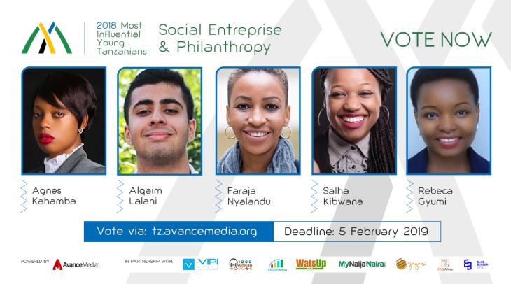 social entreprise & philanthropy