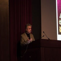 Artist Marwan Aridi speaks on 'The Holy Quran Pursuit' exhibit