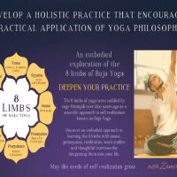 Zamir Dhanji: 8 Limbs of Raja Yoga