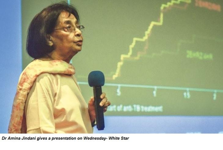 Dr. Amina Jindani