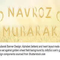 Navroz Mubarak Message from The JollyGul.com Team #Navroz #Navroz2019