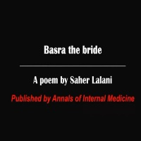 Basra the Bride Poem by Saher Lalani