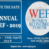 Tasleem Somji: Women Economic Forum 2019