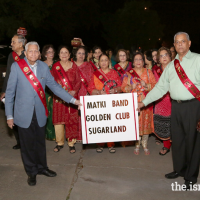 the.ismaili: USA Senior Members of Jamat Show their Passion for Recreational Music