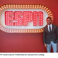 Nabil Karim headed to ESPN!