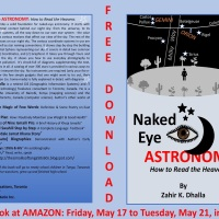 Naked Eye Astronomy: How to Read the Night Sky (Free download for limited time)