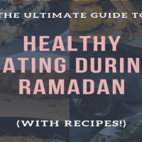 The Ultimate Guide to Healthy Eating During Ramadan – With Ramadan Recipes!