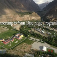 University of Central Asia: Connecting to Your Discipline Programme