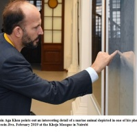 Prince Hussain Aga Khan: The Living Sea-Photos Exhibition at National Museum of Natural History and Science, Lisbon