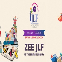Jaipur Literature Festival 2019 London Edition at The British Library