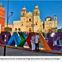 Ali Karim Travelog: Oaxaca, Mexico