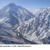 Climate Change Finds Its Way to the 'Rooftop' in Tajikistan