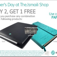 Promotion at The.Ismaili Shop for Father's day 2019
