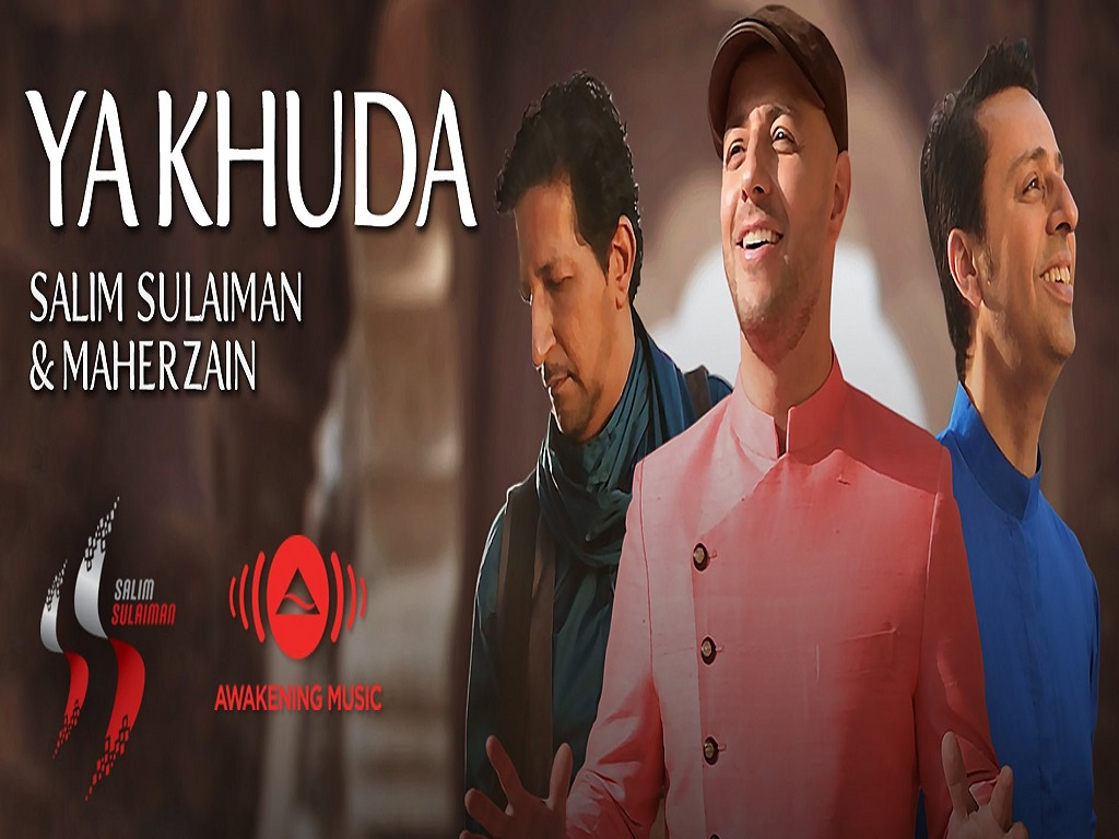 Ya Khuda: Salim-Sulaiman's latest Music Video Feat Maher