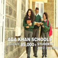 Aga Khan Education Services (AKES) in Numbers (video)