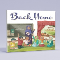 Kindergarten Teacher Authors Heartwarming Children's Book about Muslim Girl