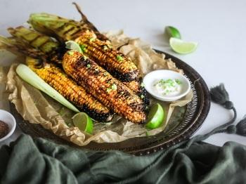 Butta, BBQ corn Ismailimail_ sd