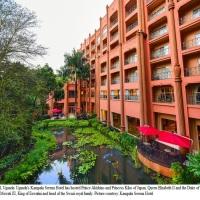 Kampala Serena Hotel, Uganda: luxurious Hotel Loved by Royalty- CNN Travel