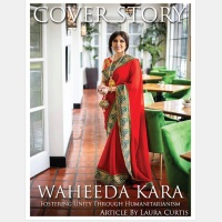 Waheeda Kara: Fostering Unity Through Humanitarianism