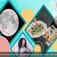 50th Anniversary of the Moon Landing Festival at the Aga Khan Museum