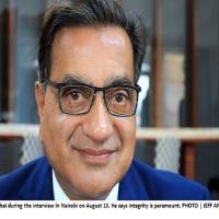 Moyez Alibhai: Ideas Lift Innovator to Apex of Business Ladder