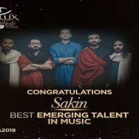"Sakin: ""Best Emerging Talent in Music"" LUX 2019 Award Winner for Saqi-e-Bawafa"