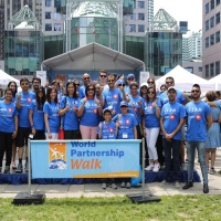 Bank of Montreal (@BMO) Taking Steps to Alleviate Poverty at the World Partnership Walk 2019 @WPWalk