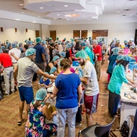 Plano, Texas: Ismaili Muslim Community Comes Together to Pack 100,000 Meals