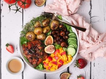 Maple Soy Glazed Salmon_YorkRegionGovt_Shahzadi Devje Ismailimail
