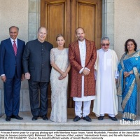 The wedding of Prince Hussain and Ms Elizabeth (Fareen) Hoag