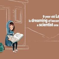 The Steps Towards Afghan Girls' Education Success (STAGES): Meet Laila