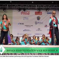 NTV Houston's Coverage of 2019 Aga Khan Foundation Walk-Run Houston