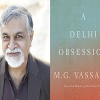M.G. Vassanji Book Launch Event: A Delhi Obsession