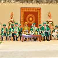 Aga Khan University's Convocation Ceremony 2019: Graduates Urged to Face Challenges with Courage and Perseverance @AKUGlobal