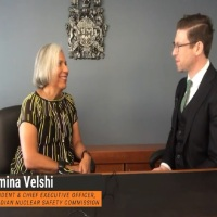 @NuclearTitans Podcast Series: Rumina Velshi, President And Chief Executive Officer, Canadian Nuclear Safety Commission(CNSC)