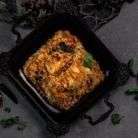South Asian Fish Biryani Recipe by Shahzadi Devje (@Desiliciousrd) Just in Time for #Salgirah Celebration
