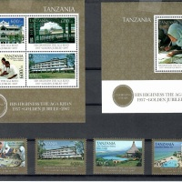 Stamps Collection by Kamrudin Rashid