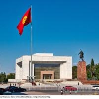 Ali Karim Travelog: Bishkek, Kyrgyzstan