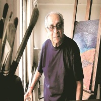 Akbar Padamsee (1928–2020)