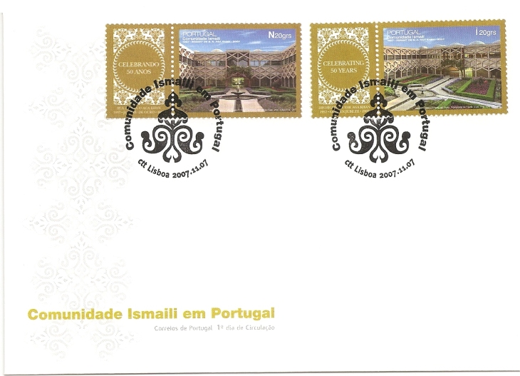 Portugal First Day Cover