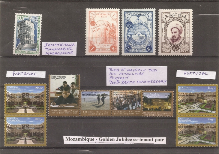 Various Historical Stamps 2