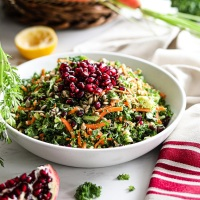 15-Minute Easy Salad Recipe by Desi~licious RD Shahzadi Devje (@Desiliciousrd)