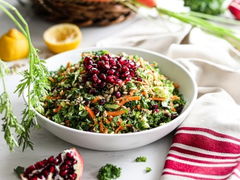 Easy Salad Recipe Ismailimail