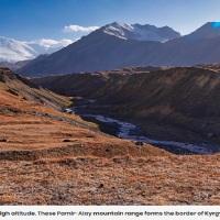 Ali Karim Travelog: Lenin Peak Turpal kul, Kyrgyzstan