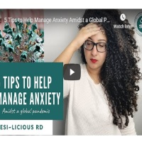 5 Tips by Desi~licious RD, Shahzadi Devje to Help Manage Anxiety Amidst a Global Pandemic