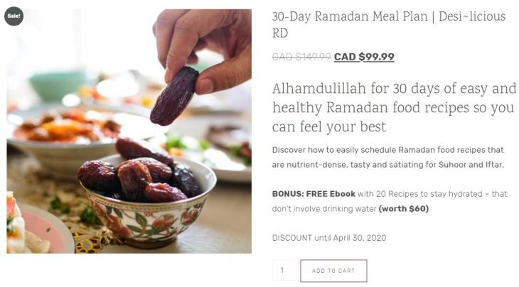 RamadanMealPlan